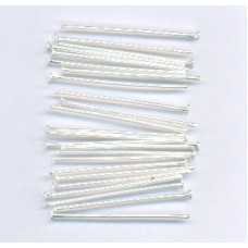 1 Inch Headpins Silver