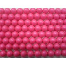 10mm Swarovski Neon Pink Pearl