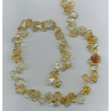 Citrine Irregular Chips