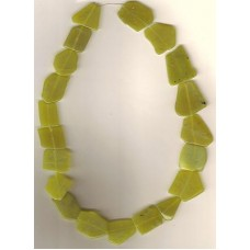 Irregular Shaped Jade