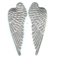 2 xangel wings  castings