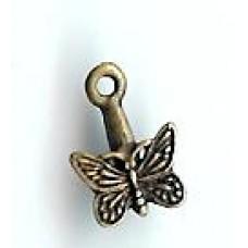 Brass Ox Butterfly Bail