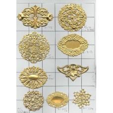 AT series  brass  stampings