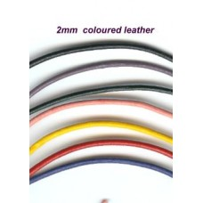 new 2mm sampler colour leather
