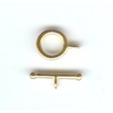 Gold fob F607G set 15mm