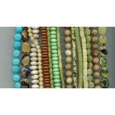 ** See sub-categories at left for our Semi-Precious range **