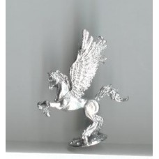 pegasus on stand