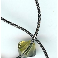 2m SER135 black serpentine chain