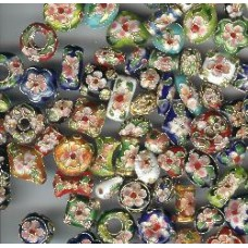 new  cloisonne  beads $1.00