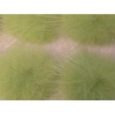 mink ball in green